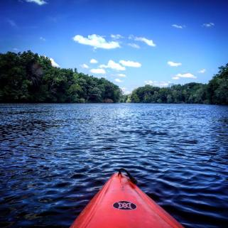 The St Joseph River-